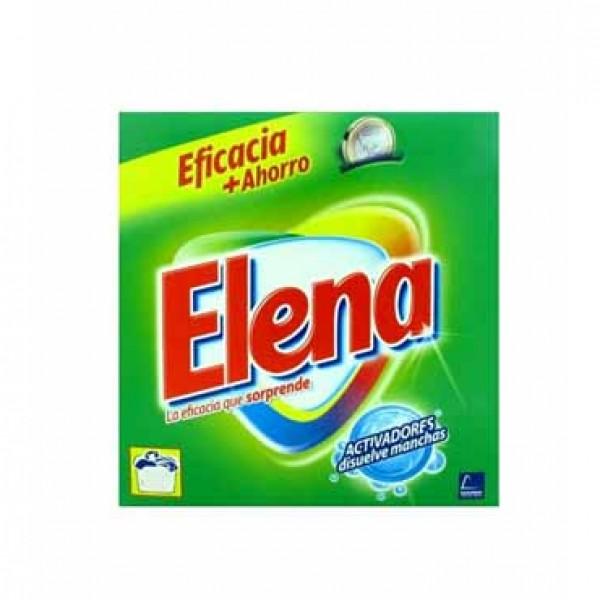 Elena detergente en polvo lavadora 26+9
