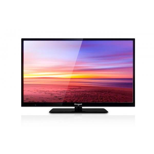 Engel 24le2480sm televisor 24'' lcd led hd ready smart tv wifi hdmi vga usb reproductor y grabador multimedia