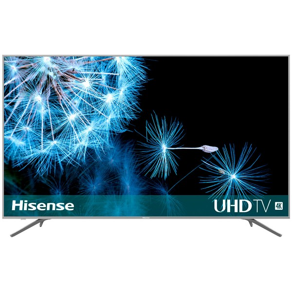 Hisense h75b7510 televisor 75'' lcd direct led uhd 4k 1800hz dolby vision smart tv wifi ci+ hdmi usb reproductor multimedia