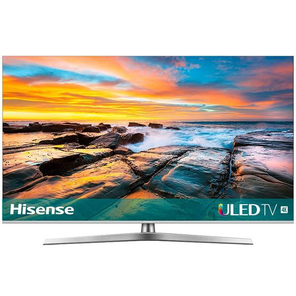 Hisense h65u7b televisor 65'' uled uhd 4k 2300hz dolby vision smart tv wifi ci+ hdmi usb reproductor multimedia