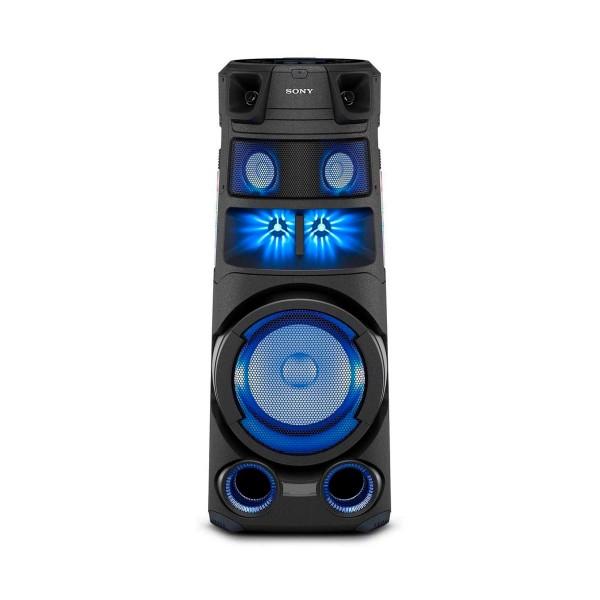 Sony mhc-v83d altavoz inalámbrico para fiesta con sonido de graves de largo alcance