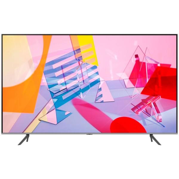 Samsung qe65q64t 2020 televisor 65'' qled 4k quantum hdr smart tv 3200hz pqi