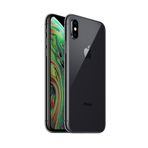 Apple iphone xs 256gb silver grey reacondicionado cpo móvil 4g 5.8'' super retina hd oled hdr/6core/256gb/4gb ram/12mp+12mp/7mp